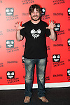"Javier Collado attends the presentation of the brand ""Comando Jaza"" in Madrid, December 14, 2015<br /> (ALTERPHOTOS/BorjaB.Hojas)"