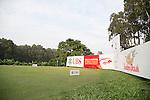 Branding during the 58th UBS Hong Kong Open as part of the European Tour on 07 December 2016, at the Hong Kong Golf Club, Fanling, Hong Kong, China. Photo by Vivek Prakash / Power Sport Images