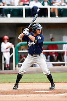 John Dishon - 2010 Helena Brewers - Playing against the Orem Owlz in Orem, UT - 07/26/2010.Photo by:  Bill Mitchell/Four Seam Images..