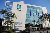 11/05/2020 - SEDE DA CONFEDERAÇÃO BRASILEIRA DE FUTEBOL