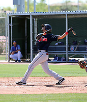 Pablo Jimenez - Cleveland Indians 2019 extended spring training (Bill Mitchell)