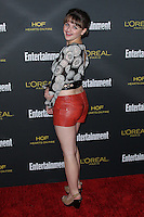 WEST HOLLYWOOD, CA, USA - AUGUST 23: Joey King arrives at the 2014 Entertainment Weekly Pre-Emmy Party held at the Fig & Olive on August 23, 2014 in West Hollywood, California, United States. (Photo by Xavier Collin/Celebrity Monitor)
