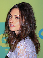 NEW YORK CITY, NY, USA - MAY 15: Phoebe Tonkin at The CW Network's 2014 Upfront held at The London Hotel on May 15, 2014 in New York City, New York, United States. (Photo by Celebrity Monitor)