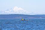 Port Townsend, Rat Island Regatta, rowers, racing, Sound Rowers, Rat Island Rowing Club, Puget Sound, Olympic Peninsula, Washington State, water sports, rowing, competition,
