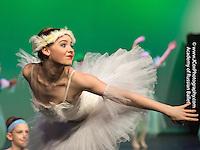 Academy of Russian Ballet dress rehearsal