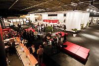 13-2-10, Rotterdam, Tennis, ABNAMROWTT,sfeer, overzicht