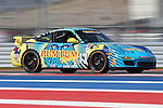 Mat Plumb (13) in action during the Continental Tire Challenge race at the Circuit of the Americas race track in Austin,Texas...