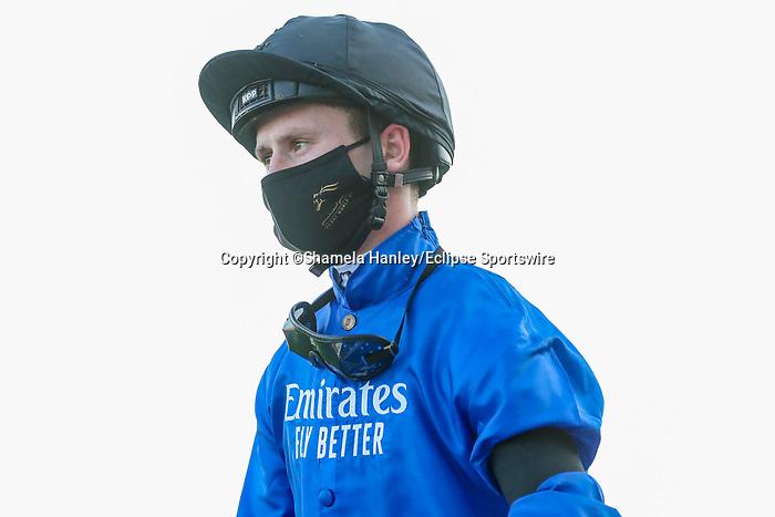 March 27 2021: Scenes from Meydan Racecourse, Dubai, UAE.<br />   Shamela Hanley/Eclipse Sportswire/CSM