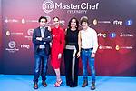 Jordi Cruz attends to presentation of 'Master Chef Celebrity' during FestVal in Vitoria, Spain. September 06, 2018. (ALTERPHOTOS/Borja B.Hojas)