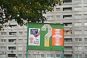 Stonebridge Estate, in the London Borough of Brent, is managed by the Stonebridge Housing Action Trust (HAT).