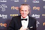 Jose Coronado attends the red carpet previous to Goya Awards 2021 Gala in Malaga . March 06, 2021. (Alterphotos/Francis González)