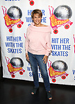 """Alexandra Billings attends the Meet the Cast of """"Hit Her WithThe Skates"""" at the Bowlmor Times Square on October 16, 2018 in New York City."""
