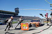#19: Daniel Suarez, Joe Gibbs Racing, Toyota Camry ARRIS