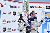 IMSA WeatherTech SportsCar Championship<br /> Chevrolet Sports Car Classic<br /> Detroit Belle Isle Grand Prix, Detroit, MI USA<br /> Saturday 3 June 2017<br /> 93, Acura, Acura NSX, GTD, Andy Lally, Katherine Legge, Michael Shank<br /> World Copyright: Richard Dole<br /> LAT Images<br /> ref: Digital Image RD_DTW_17_0399