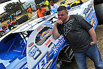 Feb 04, 2010; 3:26:47 PM; Gibsonton, FL., USA; The Lucas Oil Dirt Late Model Racing Series running The 34th Annual Dart WinterNationals at East Bay Raceway Park.  Mandatory Credit: (thesportswire.net)