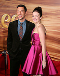 Mandy Moore and Zachary Levi at Disney Premiere of Tangled held at El Capitan Theatre in Hollywood, California on November 14,2010                                                                               © 2010 Hollywood Press Agency