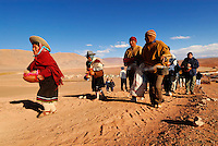Pachamama, Fiesta Nacional a la Madre Tierra, Tolar Grande, Province of Salta, Argentina, South America