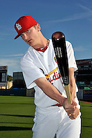 Mar 01, 2010; Jupiter, FL, USA; St. Louis Cardinals infielder Brendan Ryan (13) during  photoday at Roger Dean Stadium. Mandatory Credit: Tomasso De Rosa/ Four Seam Images