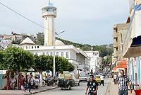 Tabarka, Tunisia, 18 Settembre 2018<br /> La moschea