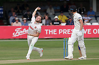 Sam Cook in bowling action for Essex during Essex CCC vs Gloucestershire CCC, LV Insurance County Championship Division 2 Cricket at The Cloudfm County Ground on 6th September 2021