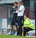 Hearts' manager Robbie Neilson.