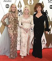 11/13/19 - Nashville:  53rd CMA Awards - Red Carpet