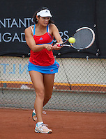 August 8, 2014, Netherlands, Rotterdam, TV Victoria, Tennis, National Junior Championships, NJK,  Arianne Hartono (NED)<br /> Photo: Tennisimages/Henk Koster