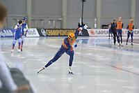SPEEDSKATING: 13-02-2020, Utah Olympic Oval, ISU World Single Distances Speed Skating Championship, Training, Dai Dai Ntab (NED), ©Martin de Jong