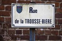 Europe/France/Nord-Pas-de-Calais/62/Pas-de-Calais/Zudausques: Rue de la Trousse-Bière