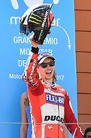 Aragon 24-09-2017 Moto Gp Spain photo Luca Gambuti/Image Sport/Insidefoto <br /> nella foto: Jorge Lorenzo third