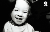 Baby boy (9 months) playing and smiling (Licence this image exclusively with Getty: http://www.gettyimages.com/detail/82064703 )