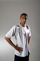 Amaechi Igwe. U20 men's national team portrait photoshoot before the start of the FIFA U-20 World Cup in Canada. June 22, 2007.