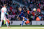 Ivan Rakitic of FC Barcelona in action during the La Liga 2017-18 match between FC Barcelona and RC Celta de Vigo at Camp Nou Stadium on 02 December 2017 in Barcelona, Spain. Photo by Vicens Gimenez / Power Sport Images
