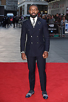 """David Oyelowo<br /> at the London Film Festival premiere for """"A United Kingdom"""" at the Odeon Leicester Square, London.<br /> <br /> <br /> ©Ash Knotek  D3160  05/10/2016"""