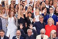 SALMA HAYEK, ELODIE BOUCHEZ, EMILIE DEQUENNE, MADS MIKKELSEN, EMMANUELLE BEART - PHOTOCALL DES PERSONNALITES AU 70EME ANNIVERSAIRE DU FESTIVAL DU FILM CANNES