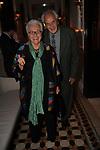 ROSITA E OTTAVIO MISSONI<br /> PREMIO GUIDO CARLI - TERZA  EDIZIONE<br /> PALAZZO DI MONTECITORIO - SALA DELLA LUPA<br /> CON RICEVIMENTO  HOTEL MAJESTIC   ROMA 2012