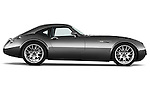 Passenger side profile view of a 2009 - 2014 Wiesmann MF4 GT 2 Door Coupe.