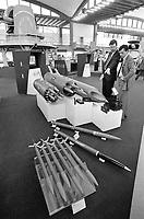 - Genova, Mostra Navale (Giugno 1986), salone delle armi navali<br /> <br /> - Genoa, Naval Exhibition (June 1986) naval weapons fairr