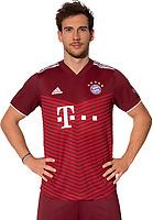 29th August 2021; Munich, Germany; FC Bayern Munich official team portraits for season 2021-22:  Leon Goretzka