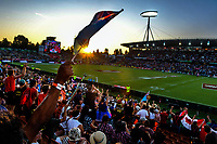 Day two of the 2020 HSBC World Sevens Series Hamilton at FMG Stadium in Hamilton, New Zealand on Sunday, 26 January 2020. Photo: Dave Lintott / lintottphoto.co.nz