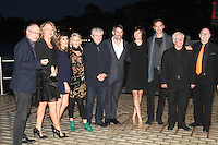 Jury - 27e Festival du film Britannique de Dinard - France, 29/09/2016