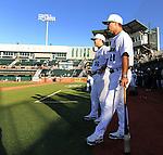 LSU defeats Tulane baseball, 7-5, in a game played at Greer Field-Turchin Stadium.