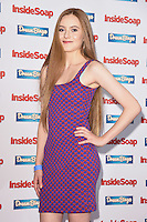 Persephone Swales-Dawson<br /> at the Inside Soap Awards 2016 held at the Hippodrome Leicester Square, London.<br /> <br /> <br /> ©Ash Knotek  D3157  03/10/2016