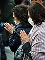 Japan remembers 2011 Tohoku Earthquake and Tsunami