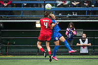 Seattle Reign FC vs Portland Thorns FC, May 14, 2016