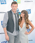 Lea Michele and Cory Monteith attends The 2012 Do Something Awards at the Barker Hangar in Santa Monica, California on August 19,2012                                                                               © 2012 DVS / Hollywood Press Agency