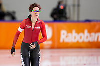 26th December 2020; Thialf Ice Stadium, Heerenveen, Netherlands;  World Championships Qualification Tournament WKKT. 1500m ladies, Jorien ter Mors during the WKKT