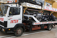 F1 Tests Valencia - Circuito Ricardo Tormo - Cheste.Williams FW30
