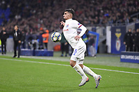 08 Houssem AOUAR (ol)<br /> Lione 5-11-2019 <br /> Olympique Lyon - Benfica <br /> Champions League 2019/2020<br /> Foto Anthony Bibard  / Panoramic / Insidefoto <br /> Italy Only