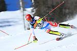 FIS Alpine World Ski Championships 2021 Cortina . Cortina d'Ampezzo, Italy on February 21, 2021. Men's Slalom Event,  <br /> Loic Meillard (SUI)